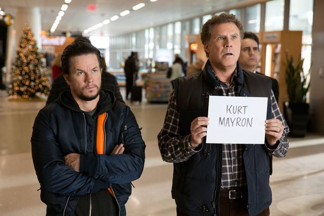 Daddy's Home 2 Mark Wahlberg Will Ferrell foto dal film 3