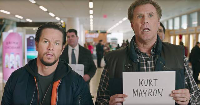 Daddy's Home 2 Mark Wahlberg Will Ferrell foto dal film 4