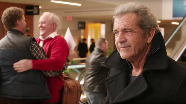 Daddy's Home 2 Mel Gibson John Lithgow Will Ferrell foto dal film 3