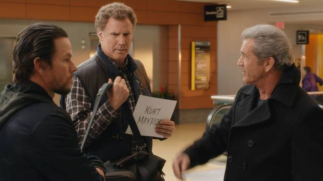 Daddy's Home 2 Mel Gibson Mark Wahlberg Will Ferrell foto dal film 1