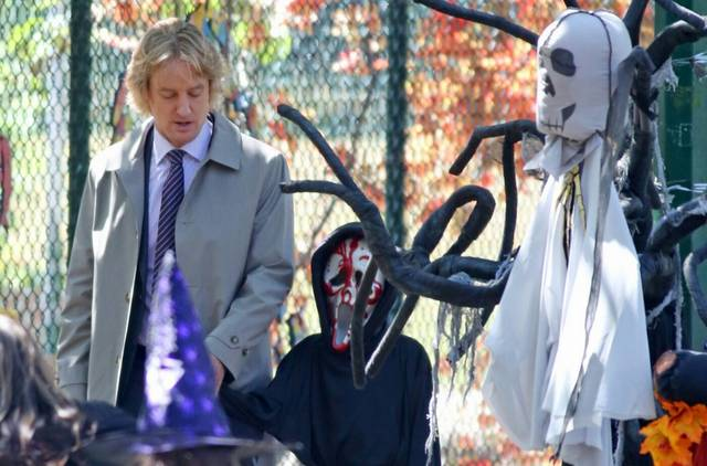 Wonder Jacob Tremblay Owen Wilson foto dal film 2