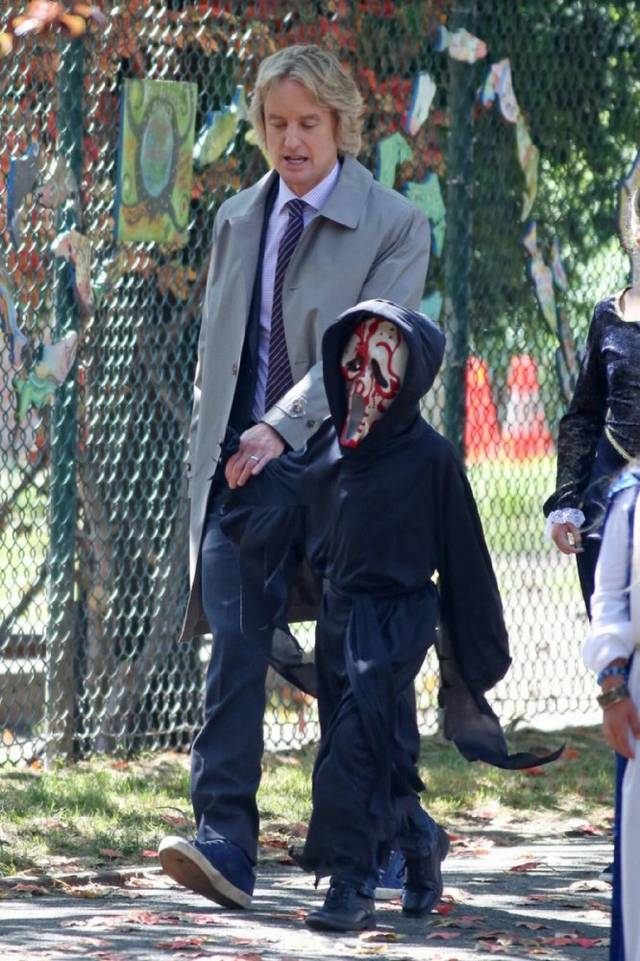 Wonder Jacob Tremblay Owen Wilson foto dal film 4