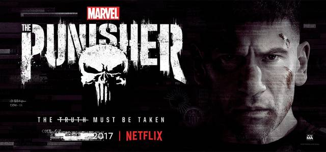 The punisher banner mid
