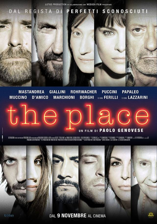 The Place Poster Italia