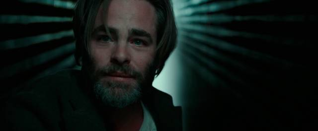 Nelle pieghe del tempo Chris Pine ScreenCap dal Trailer del film 20