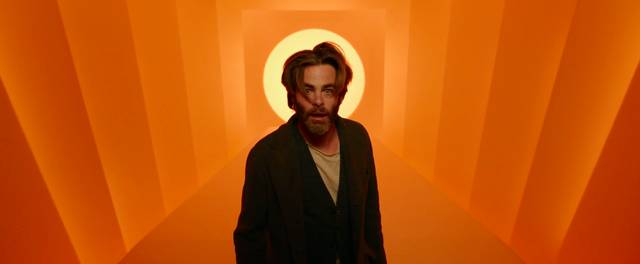Nelle pieghe del tempo Chris Pine ScreenCap dal Trailer del film 22