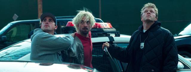 Good Time Robert Thomas Pattinson foto dal film 12
