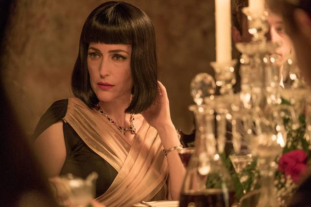 Mistero a Crooked House Gillian Leigh Anderson foto dal film 1