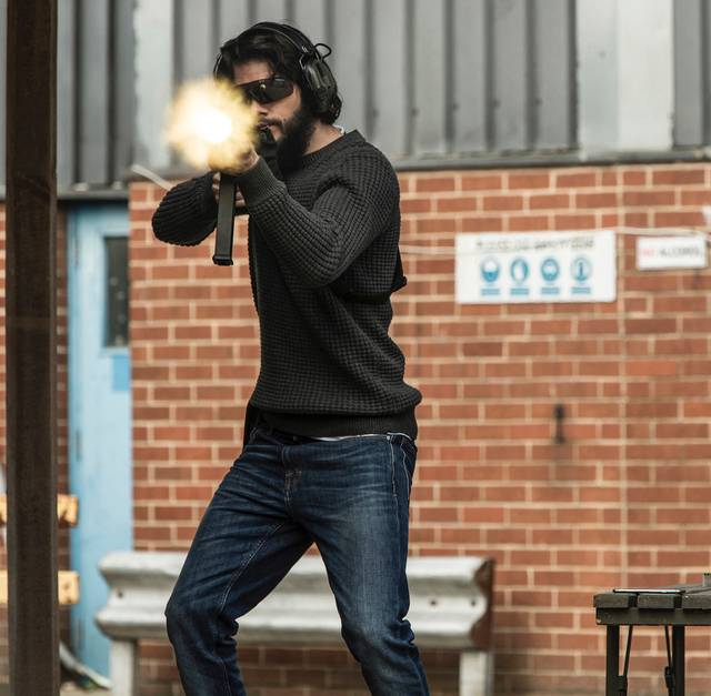 American Assassin Dylan O'Brien foto dal film 1