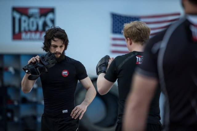 American Assassin Dylan O'Brien foto dal film 2