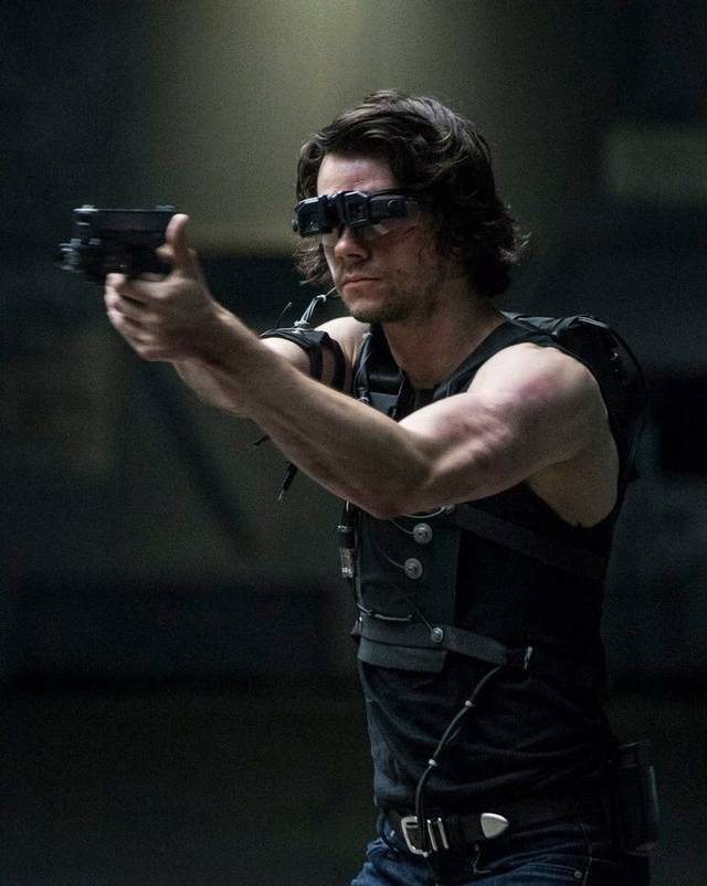 American Assassin Dylan O'Brien foto dal film 7