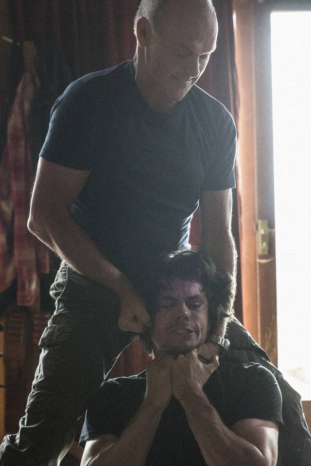 American Assassin Dylan O'Brien Michael Keaton foto dal film 1