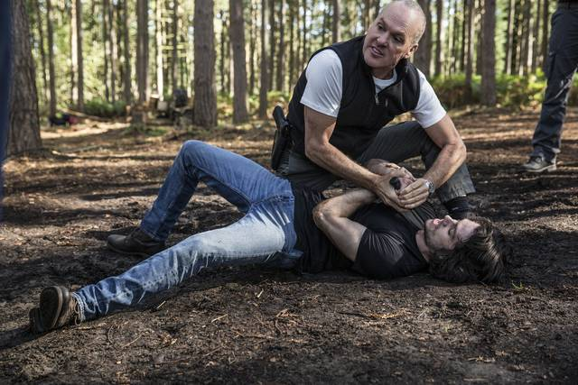 American Assassin Dylan O'Brien Michael Keaton foto dal film 2