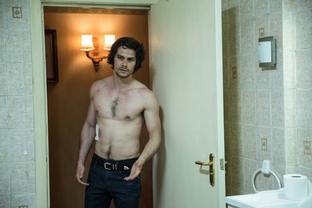 American Assassin Dylan O'Brien foto dal film 4