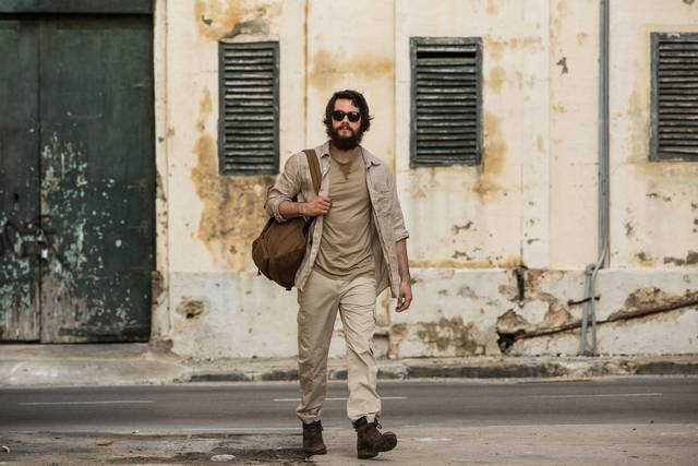 American Assassin Dylan O'Brien foto dal film 8