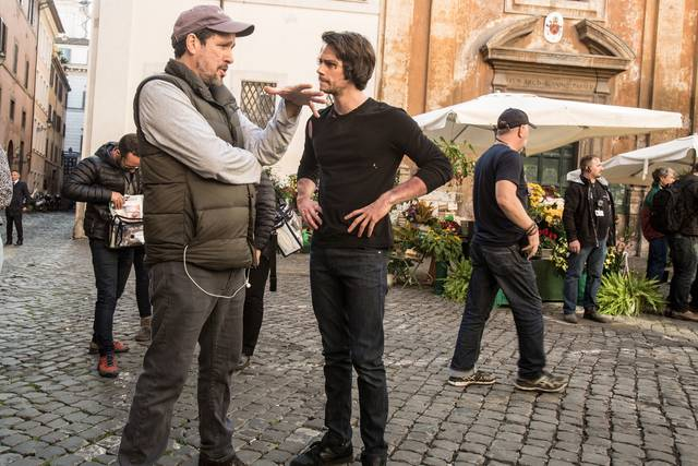 American Assassin Dylan O'Brien Michael Cuesta foto dal set del film 2