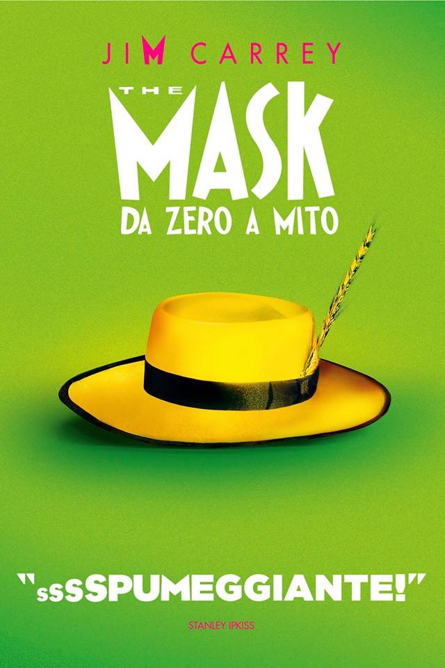 The Mask Poster Italia Speciale classici cinematografici 14