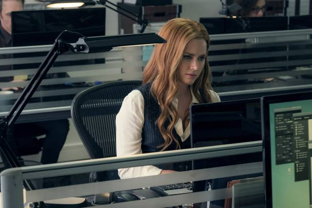 Justice League_Amy Adams_foto dal film 2