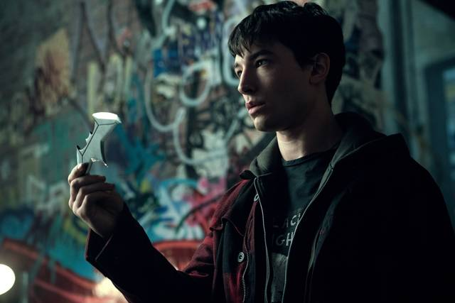 Justice League_Ezra Miller_foto dal film 2