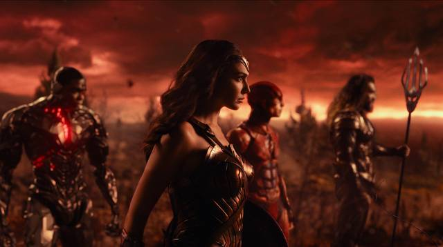 Justice League_Gal Gadot_foto dal film 7
