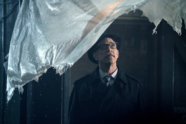 Justice League_Jonathan Kimble J. K. Simmons_foto dal film 5