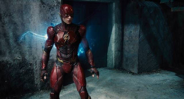 Justice League_Ezra Miller_foto dal film 8