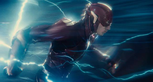 Justice League_Ezra Miller_foto dal film 9