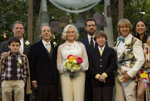 2 gran figli di... Owen Wilson Ed Helms Glenn Close_foto dal film 2