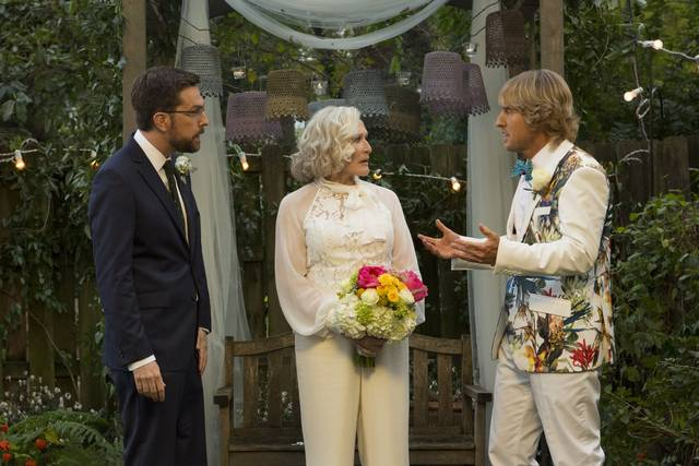 2 gran figli di... Owen Wilson Ed Helms Glenn Close_foto dal film 3