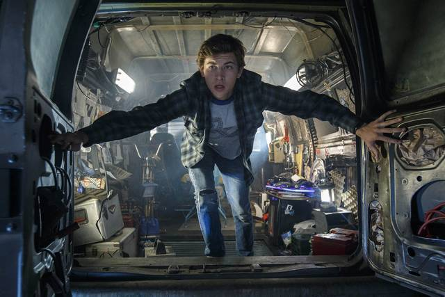 Ready Player One_Tye Sheridan_foto dal film 1