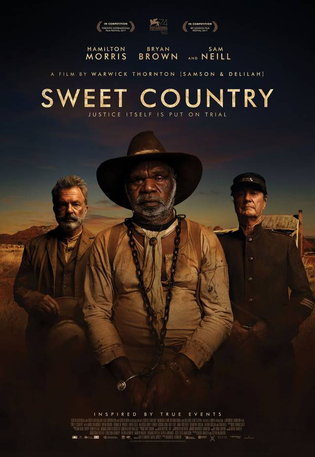 Sweet Country Teaser Poster USA