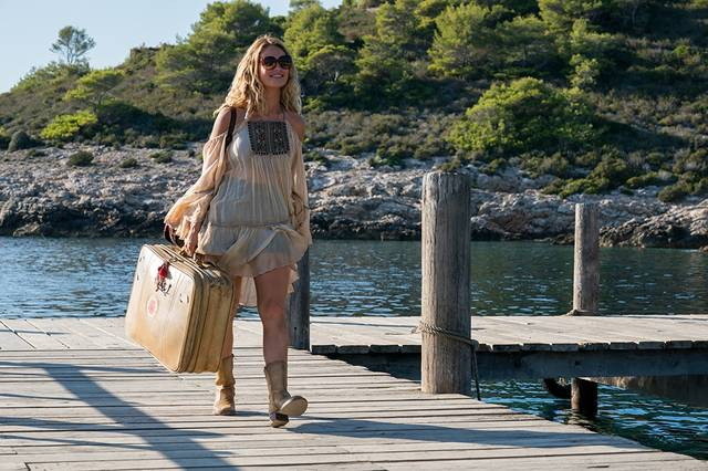 Mamma Mia - Here We Go Again Lily James  foto dal film 6