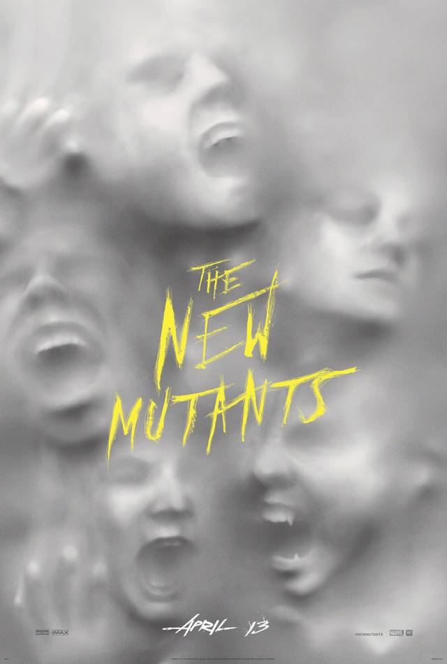 New Mutants Teaser Poster USA