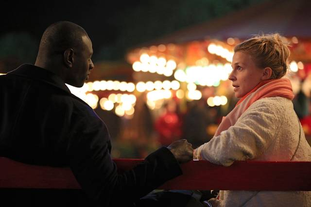 Two is a family Clémence Poésy Omar Sy foto dal film 3
