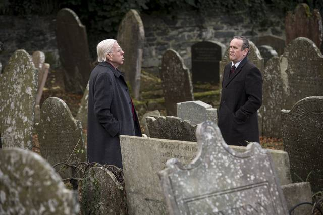 The Journey Timothy Spall Colm Meaney foto dal film 5