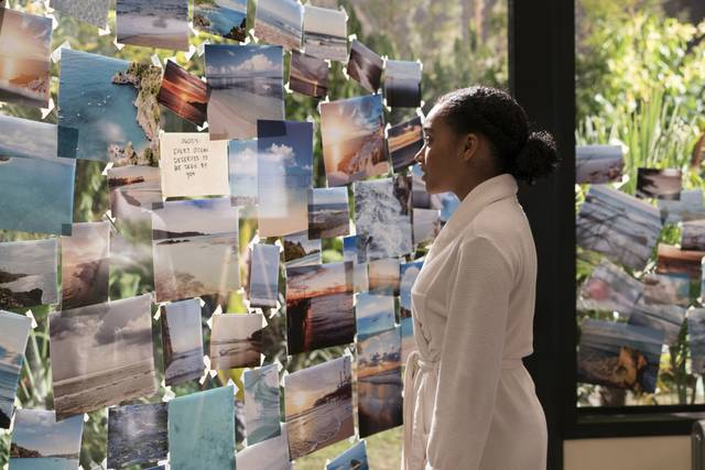 Everything, Everything Amandla Stenberg foto dal film