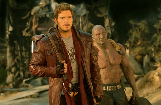 Star-Lord e Drax