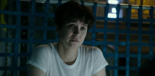 Alien Covenant Katherine Waterston foto dal film 4