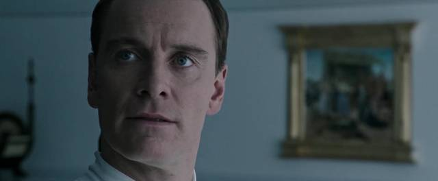 Alien Covenant Michael Fassbender foto dal film 3