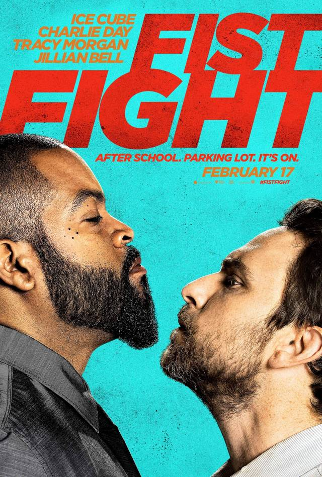 Fist Fight Poster USA 1