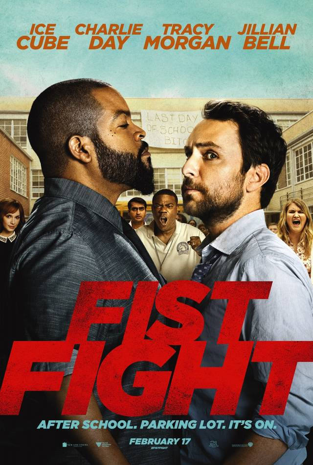 Fist Fight Poster USA 2