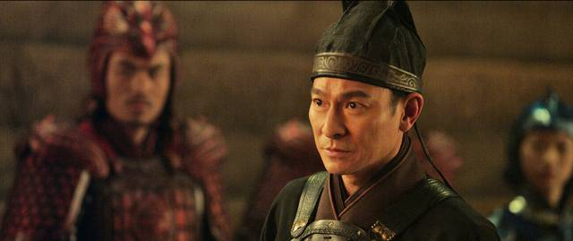 The Great Wall Andy Lau foto dal film 2