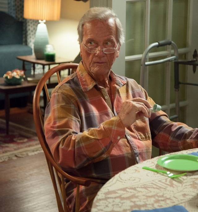 God's Not Dead 2 Pat Boone foto dal film 8