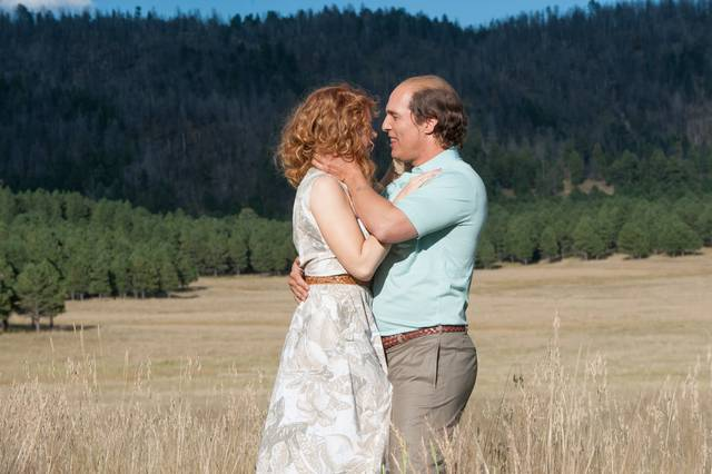 Gold - La Grande Truffa Matthew David McConaughey Bryce Dallas Howard foto dal film 1