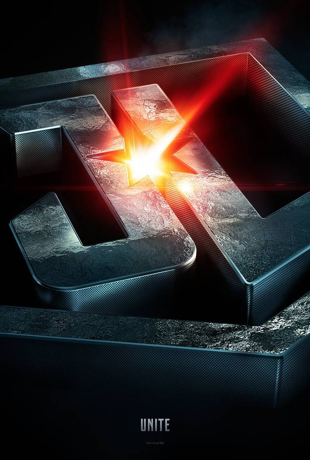 Justice League - Teaser poster
