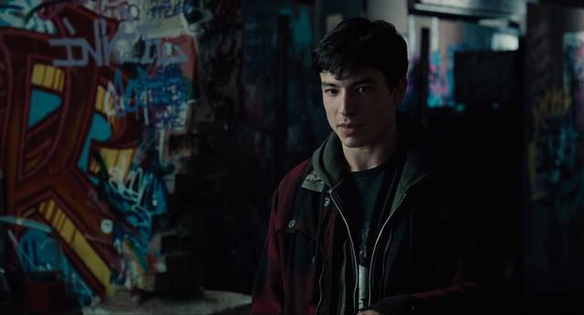 Justice League Ezra Miller The Flash Screenshot 1