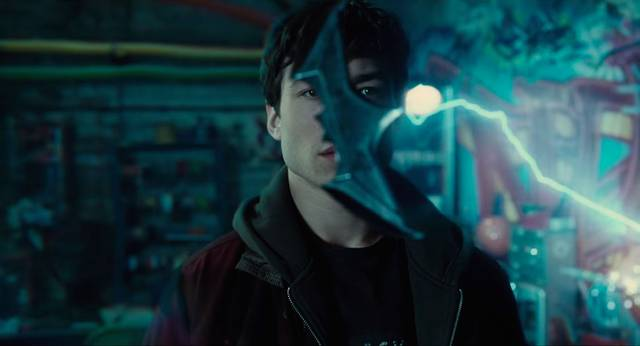 Justice League Ezra Miller The Flash Screenshot 2