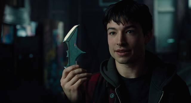 Justice League Ezra Miller The Flash Screenshot 4