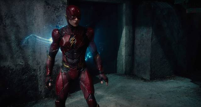 Justice League Ezra Miller The Flash Screenshot 6