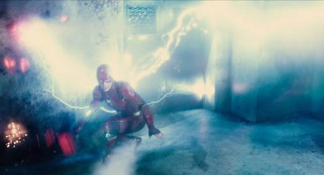 Justice League Ezra Miller The Flash Screenshot 7